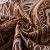 Polyester-arabisches Polsterung-Chenille-Textilgewebe 100%
