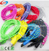 USB Cable, с USB Cable Colorful Fabric/Charge
