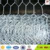 鳥籠、家禽のための金網は1/2の十六進網の金網ワイヤーで縛る