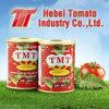 Tomates em Canned Tin