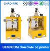 Fdm 높은 정밀도 주문 음식 인쇄 기계 초콜렛 3D 인쇄 기계 기계