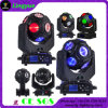 DJ Disco Stage 12PCS RGBW 4in1 Futebol LED Moving Head