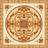 花模様のカーペットのタイルの磨かれた水晶陶磁器の床タイル1200X1200mm (BMP05)