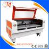 Preciso-Posicionando o cortador do laser para o corte das impressões de Digitas (JM-1410T-CCD)