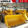 Chinees Landbouwbedrijf Lader van het Wiel van 5 Ton de Nieuwe Compacte met Ce
