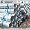 Parete sottile galvanizzata intorno al tubo del acciaio al carbonio