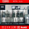 Het Steriliseren van Monoblock van de Machines van de drank 4in1 Was die & het Afdekken Machine Cj1123 vullen