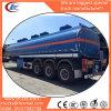 3台の車軸石油タンカーのトレーラートレーラー40000リットルの半燃料タンクのトレーラーガソリン輸送タンク