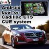 Androide GPS-Navigationsanlage-videoschnittstelle für Cadillac Cts