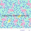 Tissu tricoté par 20%Elastane de l'impression 80%Nylon de modèle de coeur pour des vêtements de bain