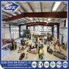 Estructura de acero que construye la vertiente/el garage/el granero prefabricados