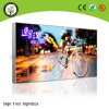 A1 Size Aluminium Wall-Mounted Publicité LED Lightbox