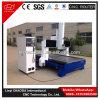 Venda quente! ! CNC do vidro do granito de 4 linhas centrais que cinzela o preço da máquina
