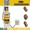 Machine de fabrication de brique de verrouillage de la colle de saleté de Fd1-10 Kenya