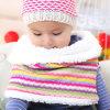 15022 écharpes de bébé de coton et jeux de gants de bébé