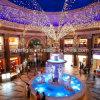 Decoratie van het waterdichte Openlucht LEIDENE de Lichte Hotel van de Tuin