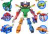 Bloc neuf de configuration de 2016 plastiques, synthon pour le jouet d'enfants