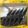 Aluminiumfenster-und Tür-Profile für die Luftschlitz-Blendenverschluss-Herstellung