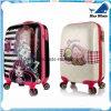 남자, 여자 부서명 및 여행 가방 유형 수화물 부대
