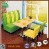 Lederne Kaffeetisch-Stuhl-purpurrote Kaffeetisch-gesetzte Stühle