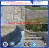 Engranzamento galvanizado fonte do OEM Gabion/gaiola de pedra/caixa de pedra de Gabion