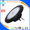 Luz industrial de la bahía del UFO LED de la luz 150W 200W de SMD alta