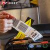 con la etiqueta de bagaje de la viruta RFID de Monza 4qt