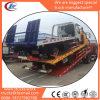 Dongfeng는 평상형 트레일러 견인 트럭을 견인하는 트럭 초침 트럭 Repro를 사용했다
