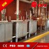 El tanque cuadrado del vino del depósito de fermentación de la cerveza