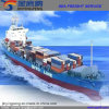 O melhor frete de mar de China a Indonésia
