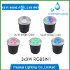 Luz de jardín subterráneo LED de aluminio IP67