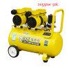 2X550W 50L Mini Oilless Portalbe sin aceite Compresor de aire silencioso