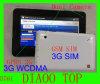 PC таблетки GSM 7 дюймов с двойной памятью сердечника 1GB ГДР 8GB (F780J)