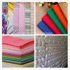 2016 Novo design 100% Tecido de algodão / Tecido impresso / Tecido de poli-algodão T / C / Algodão Tecido de fio de linho / Tecido poli