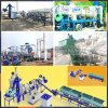Bewegliches Mini Asphalt Batch Mix Plant Hot Sale in Afrika