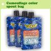 Spremuta Plastic Bag/Highquality Plastic Bag con Spout/Liquid Packing Bag