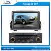 no carro DVD para Peugeot 307 com iPod RDS do GPS (z-2924)