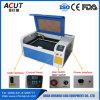빠른 속도 이산화탄소 CNC Laser 기계 (4060)