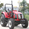 2014 Large di successo Power Farm Wheel Tractor 100HP, 1004
