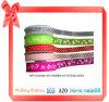 Gedrucktes Organza Ribbonn für Festival Decoration Gift Packing Advertisement