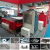Het Staal die van het Metaal van het Ijzer van de Besnoeiing van de hoge Precisie CNC de Scherpe Machine van de Laser van de Vezel snijden