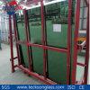 Ce&ISO9001를 가진 진한 녹색 /Dark 녹색 사려깊은 플로트 유리