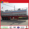 Tri-Axle 45-50cbm Petrol /Fuel Tank Container Semi Trailer für Sale
