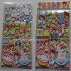 PVC Foam Stickers de Custom del Uno mismo-Adhesive 3D para Kids Qrd-114