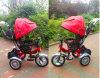 Triciclo de crianças do triciclo das rodas do triciclo 3 do bebê