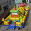 Inflatable personalizzato Castle Used per Recreational Purpose (A222)