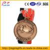 Le métal fait sur commande en gros folâtre la médaille