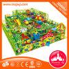 Campo de jogos interno do estilo da selva para o miúdo