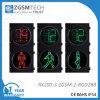 Piéton Feux de Circulation Rouge Homme / Vert Homme Marchant avec 2 Numérique Compte à Rebours Timer Dia, 200mm 8 pouces