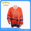 Хоккей на льду Джерси новой сублимации 2016 изготовленный на заказ